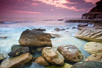 11 11 Dreamy Bronte Sunrise 001
