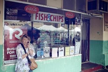 12 03 10 Port Fairy Streetwalk 006 - Fish & Chips