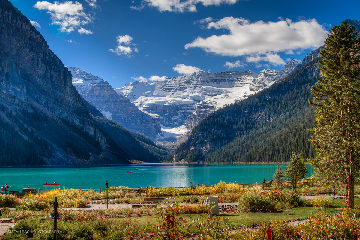 Holiday Road The Beauty Of Lake Louise Banff Canada Part Ii Distan Bach Photography Blog
