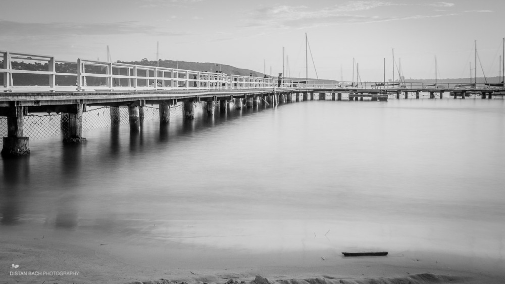 13 02 10 Balmoral pier sunrise-4