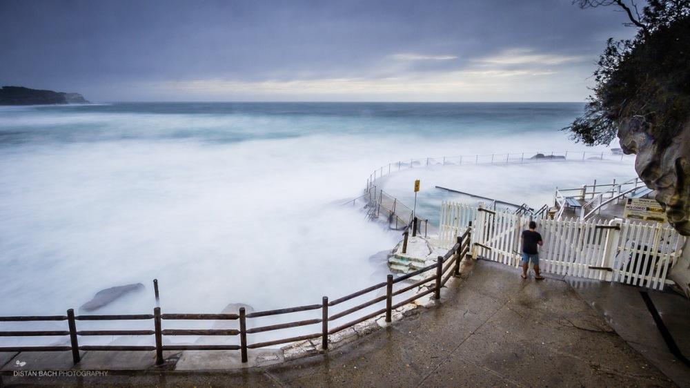 Bronte beach storm Feb 13-1