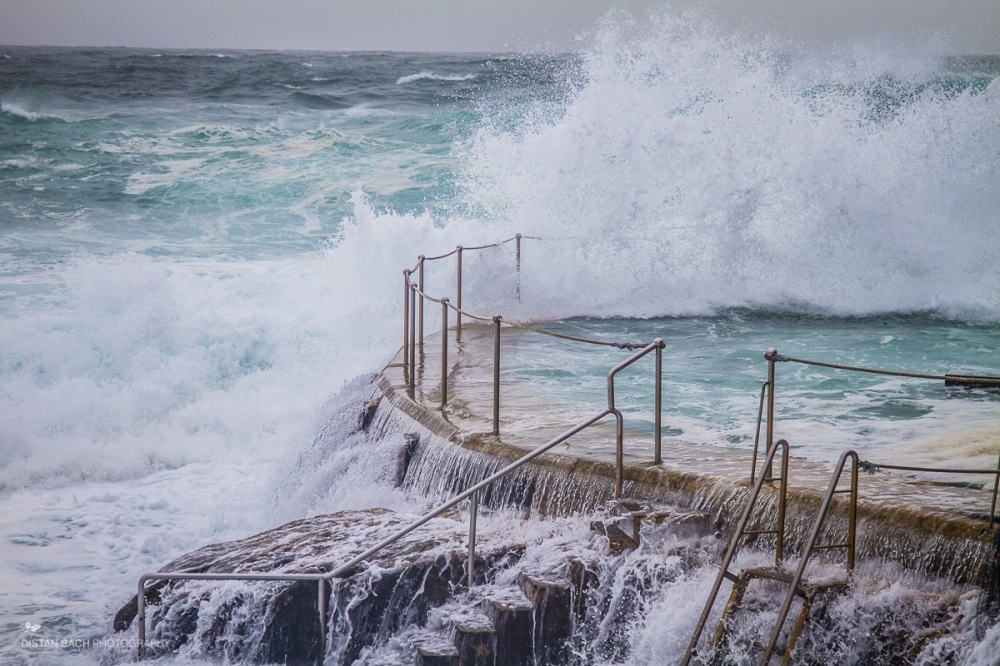 Bronte beach storm Feb 13-2