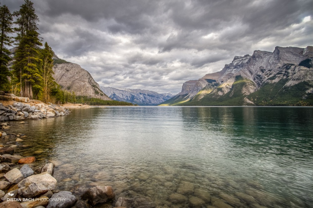 Banff-Lake Minnewanka-1