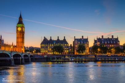 Big Ben and foreshore