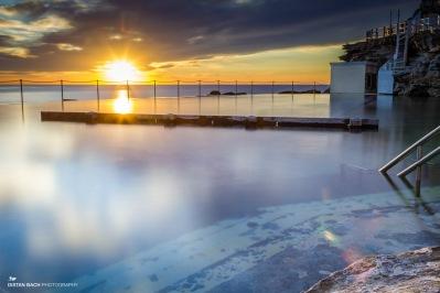 Bronte baths