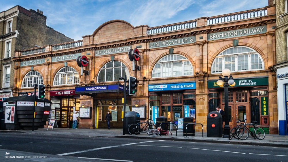 Earls Court station