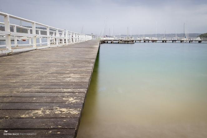 Balmoral pier