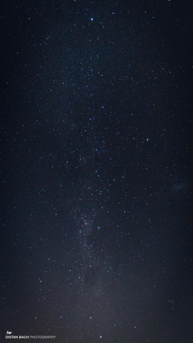 distanbach-Milky Way