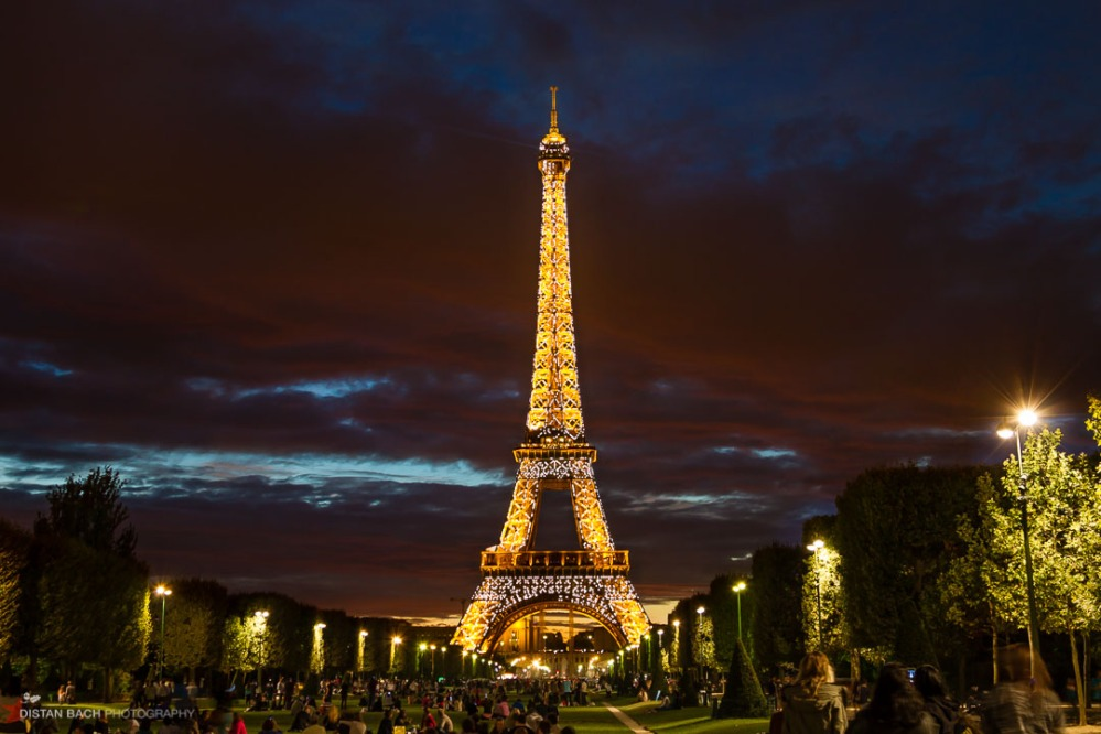 distanbach-Eiffel Tower-Paris-9