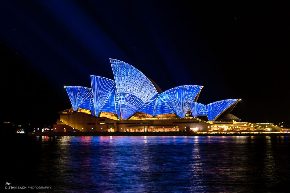 distanbach-Sydney Opera House-Vivid-1