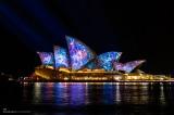 Vivid  Festival: Sydney Opera HouseSails