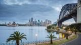 Kirribilli sunrise, Sydney