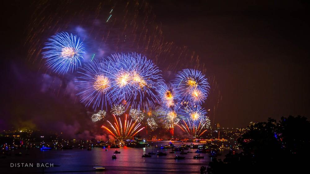 distanbach-2015 Sydney NYE Fireworks-8